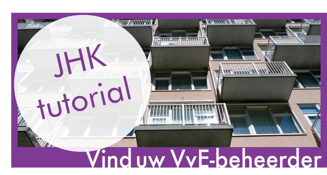 De beste VvE beheerder vinden in 7 stappen - JHK Vastgoedmanagement: www.jhk-vgm.nl/in-7-stappen-de-beste-vve-beheerder-vinden