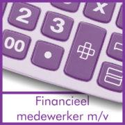 vacature financieel medewerker vve
