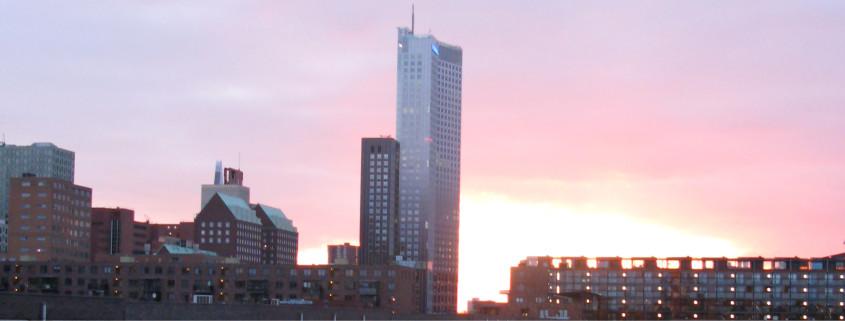 WOZ waarde Rotterdam VvE