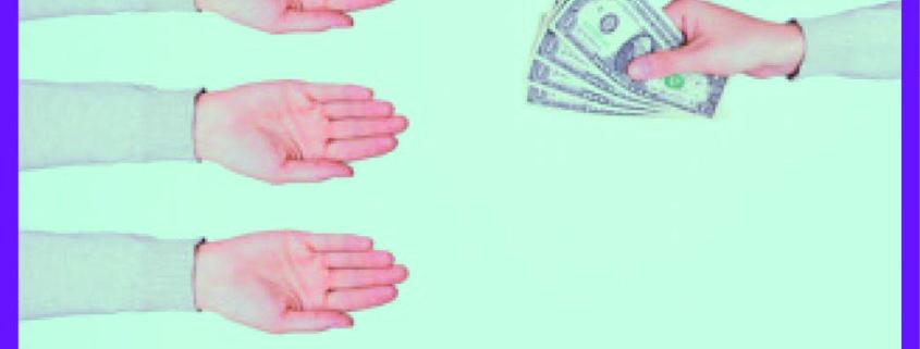 geld lenen van of door VvE