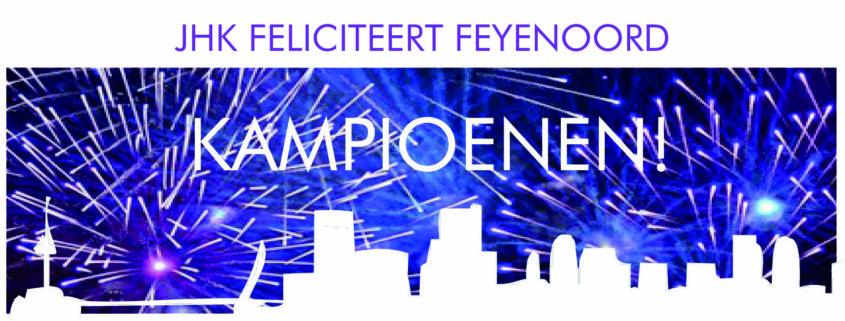 Feyenoord kampioen 2017